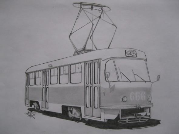 Трамвай желаний