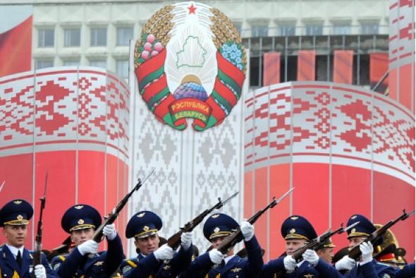 На белорусском фронте WWIII